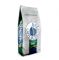 1 KG MISCELA DEK LINEA VENDING CAFFE' BORBONE CAFFE' IN GRANI (13,000/Kg)